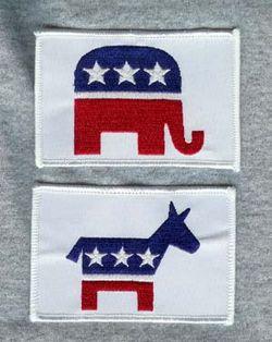 Democrat&GOP