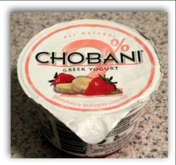 Smaller chobani